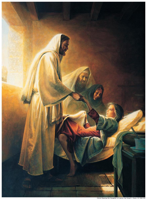 Bir kızın vaftiz edilmesi. Özel kutsal toplantı